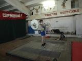 Соревнования по тяж. атлетике