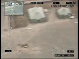 Видео с самолета Пограничной службы Украины